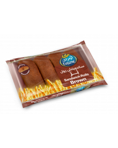 LUSINE SANDWICH ROLL BROWN 50 GM