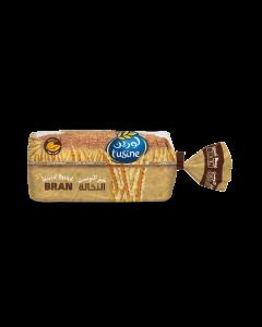 LUSINE BREAD SLICE BRAN 615 GM