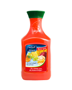 ALMARAI JUICE MIXED FRUIT 1.5 LTR
