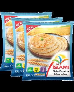 AL ISLAMI PLAIN PARATHA PACK OF 3