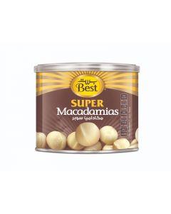 BEST SUPER MACADAMIAS CAN 110 GM
