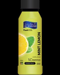 AL RAWABI Freshly Squeezed Lemon Mint 330 ML