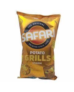 Potato Grills Cheese 125 GM