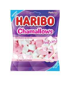 Haribo Chamallows Pink & White 150 gM