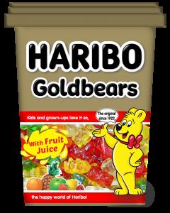 Haribo Goldbears 175 gm Cup