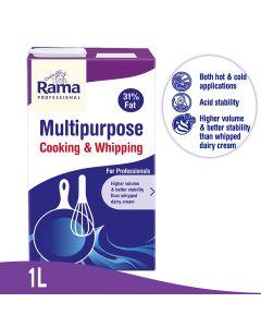 RAMA MULTIPURPOSE CREAM 1 LTR