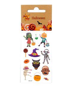 Party Magic Halloween Tattoo Sticker