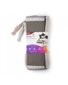"""""""SmartyKat® ScratchNRelax™ Cat Scratcher Mat And Lounge """""""
