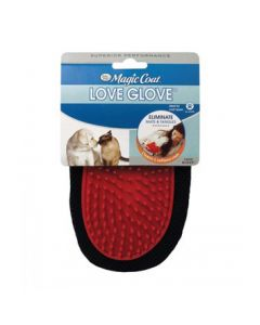 Four Paws Magic Coat Love Glove (Grooming Mitt)  One Size