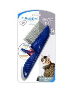 Four Paws Long Tooth Flea Comb - Cat One Size