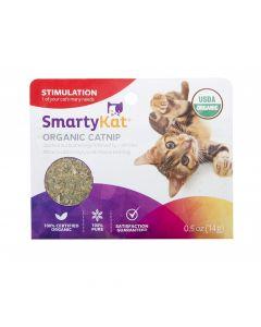 SmartyKat® Organic Catnip Pouch 0.5 Oz. In PDQ