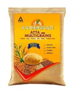 AASHIRVAAD MULTI GRAINS ATTA 5 KG