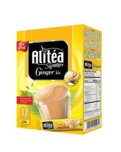 ALITEA SIGNATURE GINGER TEA12x20GM