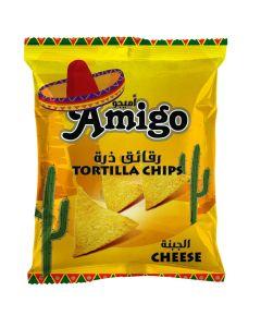 Amigo Tortilla Cheese Chips 250 gm