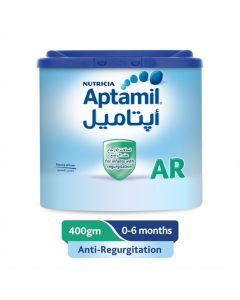 Aptamil Anti-Regurgitation Milk, 400 gm