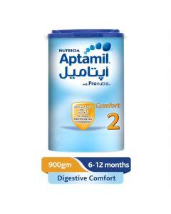Aptamil Comfort 2 Follow On Formula Milk 900 gm