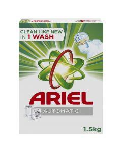 Ariel Automatic Laundry Powder Detergent Original Scent 1.5 kg