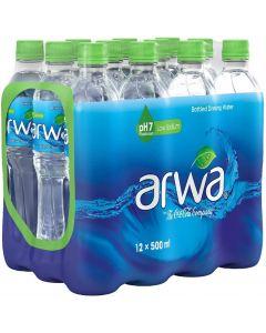 ARWA WATER12 X 500 ML