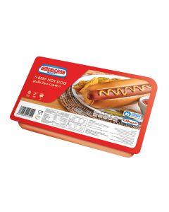 Americana Beef hot dog 450 gm