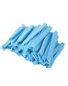 SUPER TOUCH - MOB CAP BLUE, 10 X 100