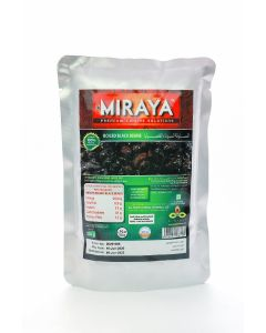 MIRAYA BOILED BLACK BEANS 200 GM