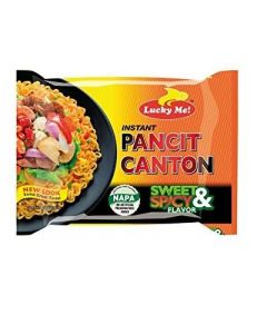 Lucky Me Pancit Canton Sweet & Spicy 6x60 GM