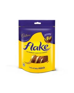 CADBURY FLAKE MINI CHOCOLATE BAG 174 GM