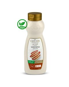 CARTE D'OR TOFFEE SYRUP 1 LTR