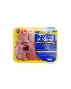 AL KHAZNA FRESH CHICKEN THIGHS - BONE LESS
