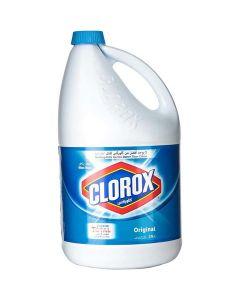 Clorox Liquid Bleach Original 3.78 Ltr