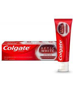 COLGATE OPTIC WHITE EXTRA POWER TOOTHPASTE 75ML