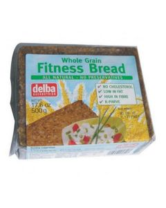 DELBA FITNESS BREAD 500 GMS