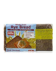 DELBA RYE BREAD 500 GMS