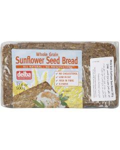 DELBA SUNFLOWER SEED BREAD 500 GMS