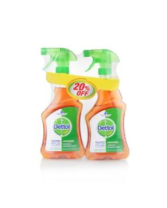 Dettol Original Anti-Bacterial Surface Disinfectant Liquid Trigger 500 ml X 2 PACK