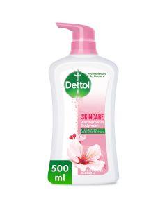 Dettol Skincare Anti-Bacterial Body Wash 500 ml - Rose & Blossom