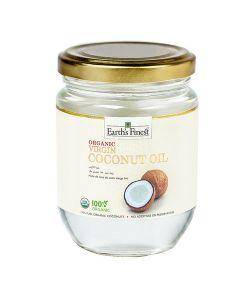 Earth`s Finest Organic Virgin Coconut Oil 200 ml