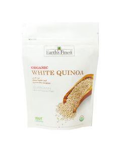 Earth`s Finest Organic White Quinoa 340 gms