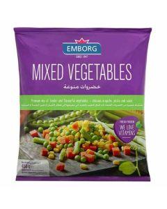 Emborg Mixed Vegetables 450 GM