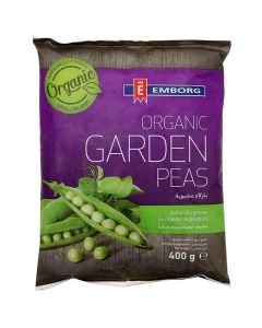 Emborg Organic Garden Peas 400 GM