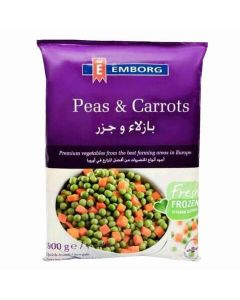 Emborg Peas and Carrots 900 GM