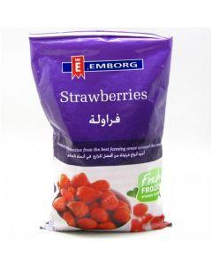 Emborg Strawberries 450 GM