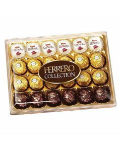 Ferrero Rocher Collection Assorted Chocolate Truffles 260gm (24 Pieces)