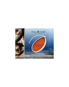 Royal Caviar Oak Wood Smoked Norwegian Salmon - Fresh 200 GM