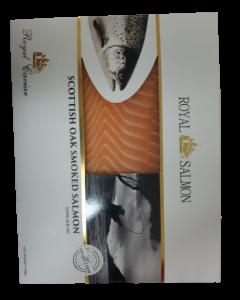Royal Caviar Smoked Salmon Peppered - Fresh 100 GM