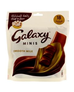 GALAXY CHOCOLATE MINI 225 GM