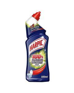 Harpic Toilet Cleaner Liquid Limescale Remover Fresh, 500 ml