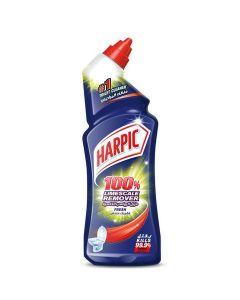 Harpic Toilet Cleaner Liquid Limescale Remover Fresh, 750 ml