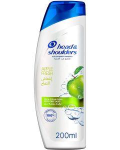 Head & Shoulders Apple Fresh Anti-Dandruff Shampoo 200ml