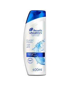Head & Shoulders Classic Clean Anti-Dandruff Shampoo 400 ml